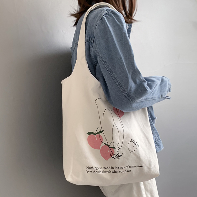 Large Capacity Women Shopping Eco Bag Ladies Canvas Shopper Totes Beach Bags Girl School Bag For Women 2019 Foldable Bolso Mujer