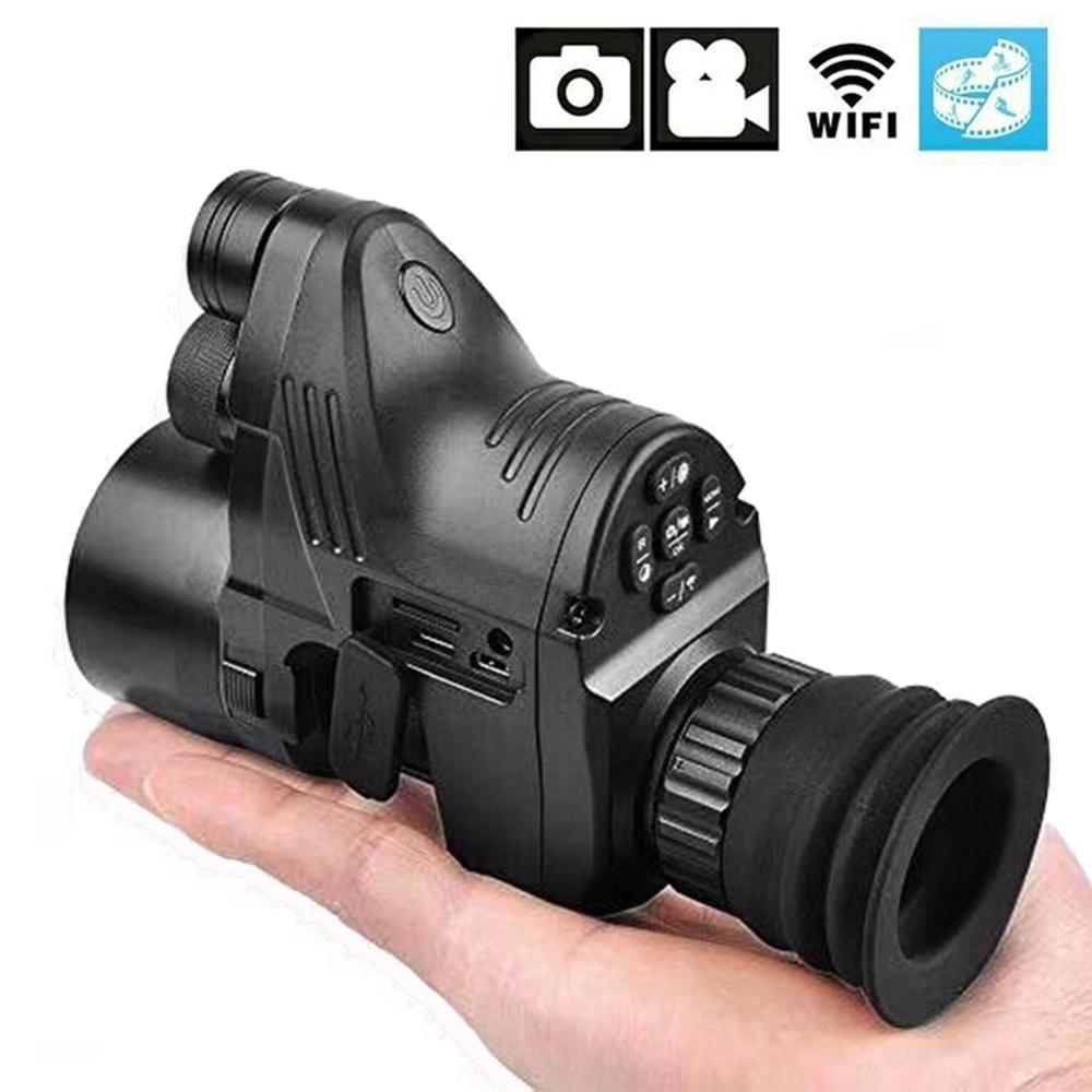 PARD NV007 цифровой инфракрасный прибор ночного видения для прицеливания визирный телескоп камера ночного видения крепление на винтовку День Н...