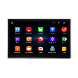 Image 3 - Auto Multimedia Player 10,1 2G + 32G für Android 6,0 Auto Stereo 1DIN 4 Core bluetooth WIFI GPS nav Quad Core Radio Video MP5 Player