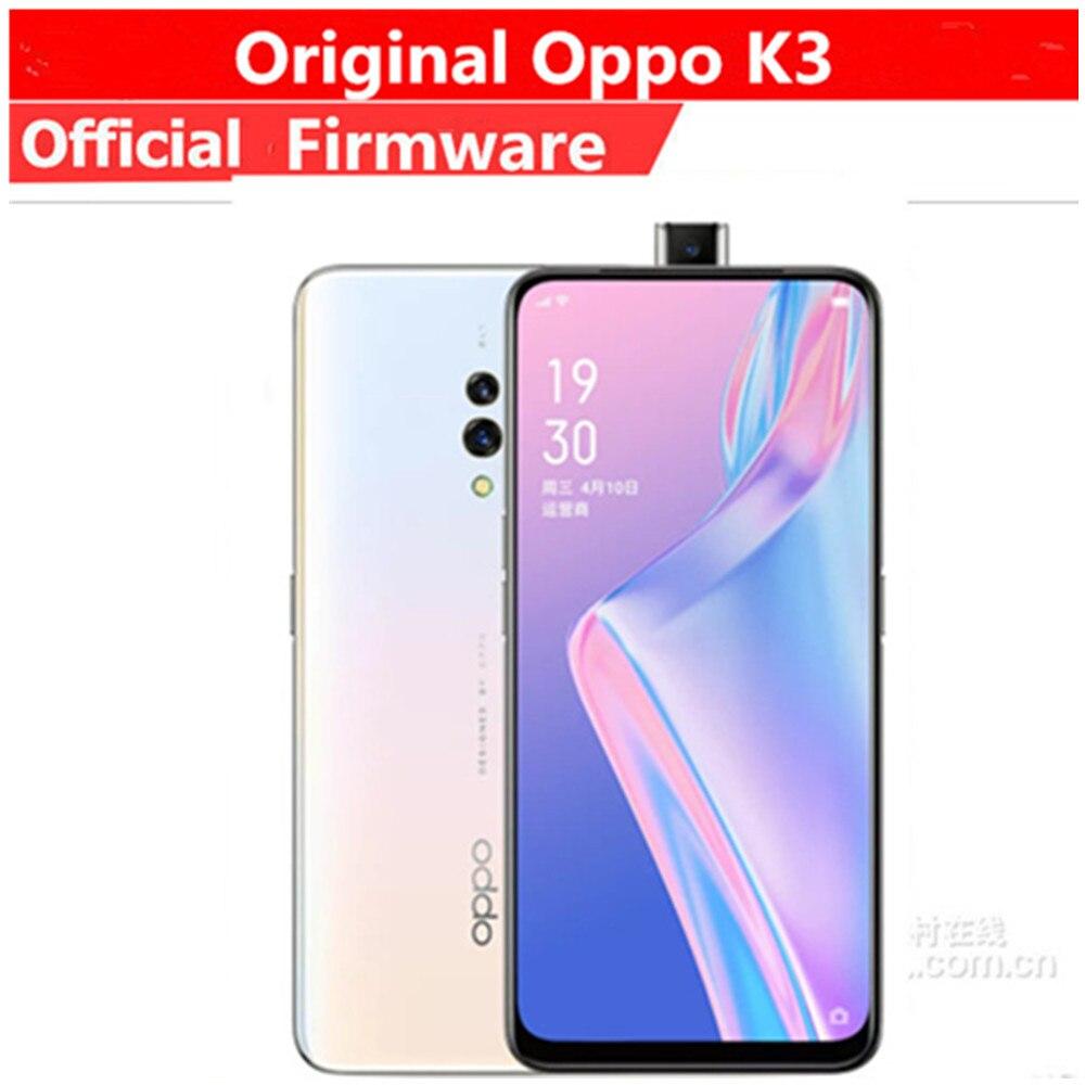 "Original Oppo K3 4G LTE Mobile Phone Snapdragon 710 Android 9.0 6.5"" 2340X1080 8GB RAM 256GB ROM 16.0MP Fingerprint Face ID|Cellphones| - AliExpress"