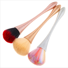 цена на 1 pcs Powder Foundation Brush Makeup Brushes Professional Cosmetics Brushes Eye Shadow Lip Brushes Set Face Beauty