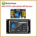 3d display della stampante MKS TFT 3.5 dello schermo di tocco + MKS PWC V3.0 auto power-off modulo SKR V1.3 ender 3 creality cr 10 kit di aggiornamento