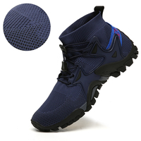 Nieuwe Mesh Ademend Wandelen Schoenen Maat 36-47 Heren Sneakers Outdoor Trail Trekking Bergbeklimmen Sport Schoenen Voor Mannelijke zomer