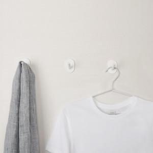 Image 4 - 샤오미 3PCS Mijia 8H 접착제 다기능 후크/벽 걸레 강한 후크 홀더 욕실 침실 부엌 벽 베어링 3kg에 대 한