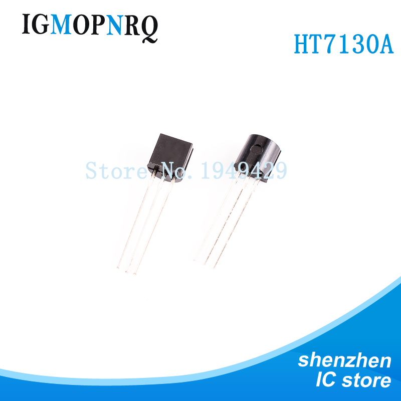 10PCS HT7130A-1 HT7130A TO-92 <font><b>HT7130</b></font> <font><b>HT7130</b></font>-1 7130A-1 New original free shipping image