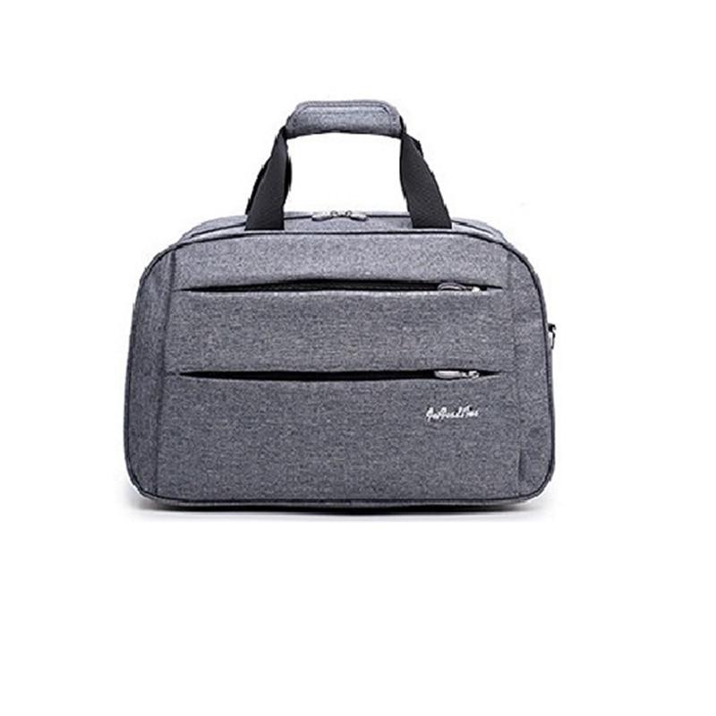 Luggage Travel Bags Waterproof Nylon Men Big Bag Men Shoulder Duffle Bag Carry On Cabin Luggage