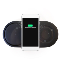 EP P5200 Black Qi Fast Charge 2.0 Wireless Charger Portable