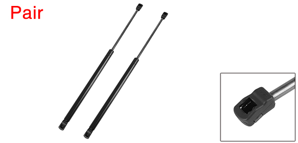 X AUTOHAUX Pair Car Tailgate Rear Hatch Lift Support Struts Rod Gas Spring for Mini Cooper