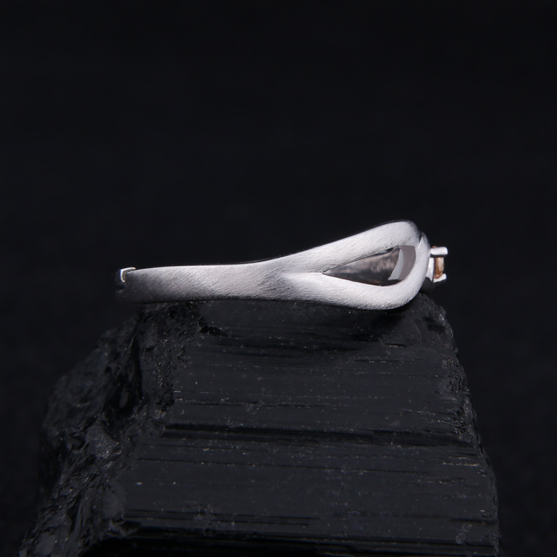 Image 5 - Anime Bungo Stray Dogs Osamu Dazai Ring Adjustable Silver Cosplay  Prop New Figure 925 Sterling Silver Ring Xmas GiftRings   -