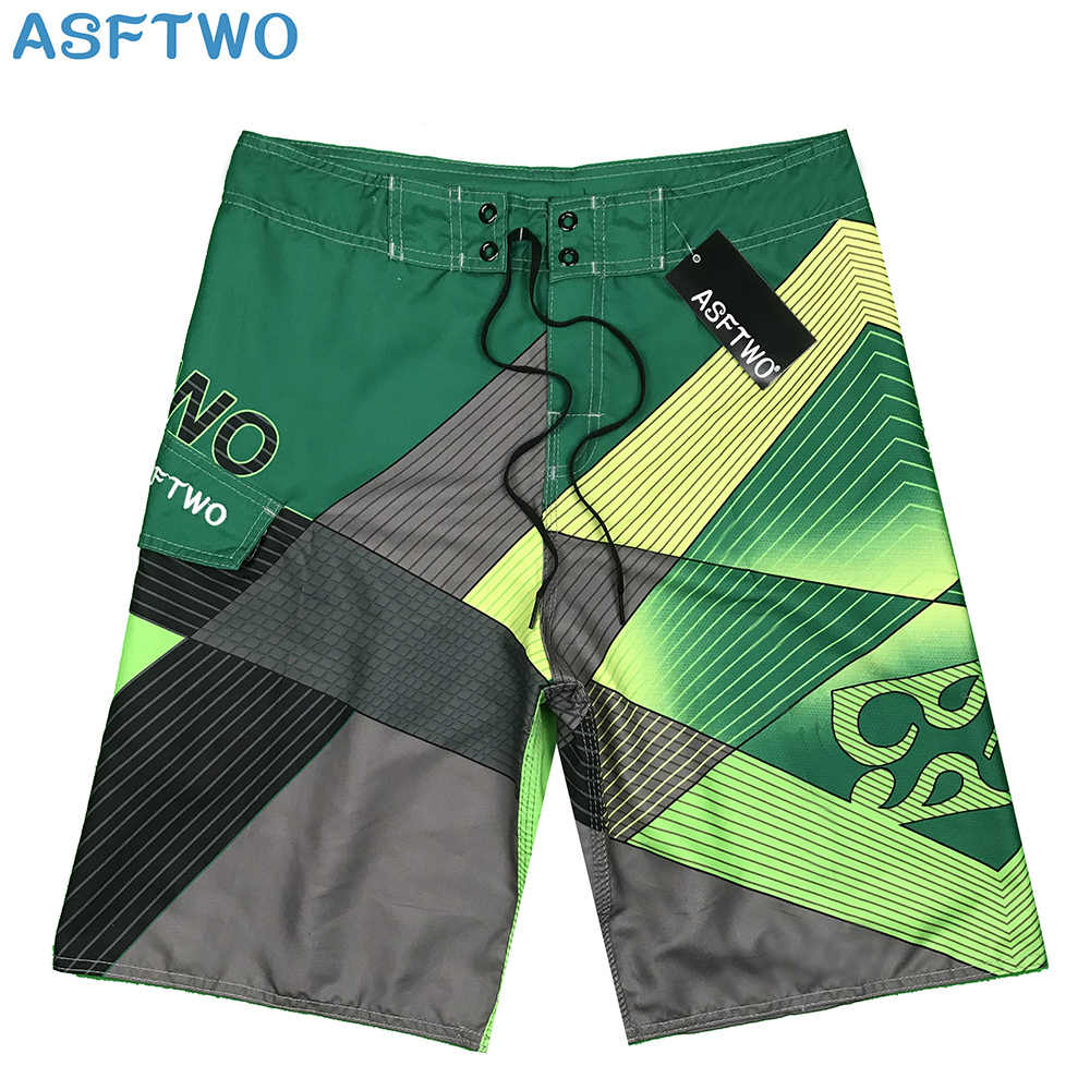 2020 Nieuwe Heren Shorts Zwemmen Shorts Surfen Board Shorts Zomer Sport Shorts Homme Bermuda Strand Broek Snel Droog Board shorts
