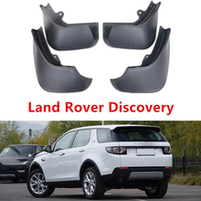 Car Fendrs splash guards For Land Rover 4pcs  mudguards Discovery mud flaps Rove