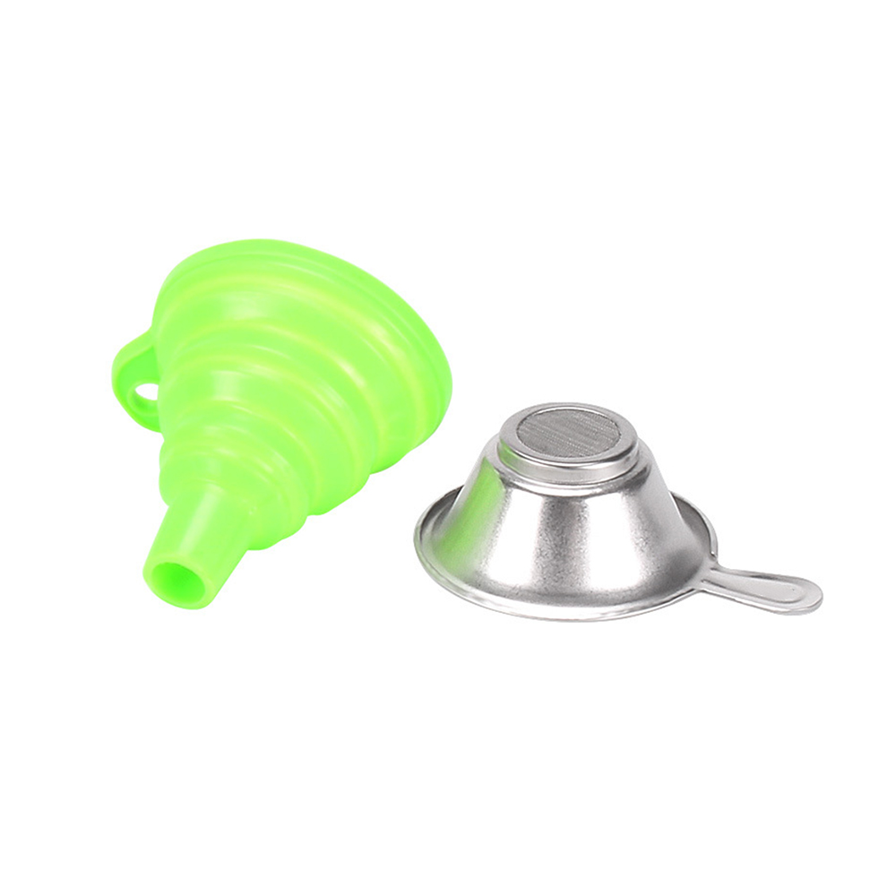 Metal UV Resin Filter Cup and Disposable Silicone Funnel ANYCUBIC Photon SLA 3D Printer 3