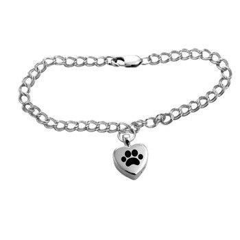 Heart  Paw  bracelets 4