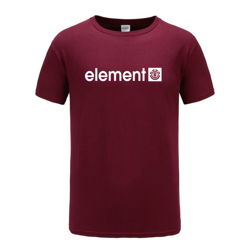 Element Of Surprise Periodic Table Nerd Geek Science Men Casual Short Sleeves Cotton Tops Cool Tshirt Summer Costume Men T-shirt