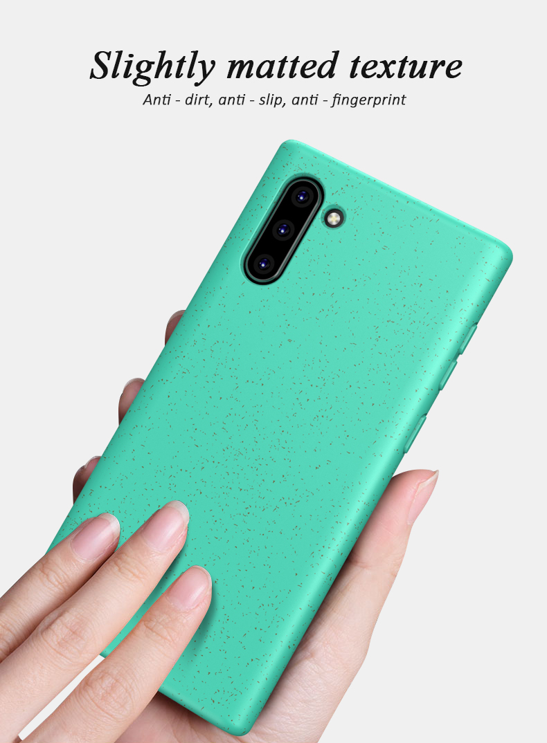 Silicone Case For Samsung Note 10 Pro cover (6)