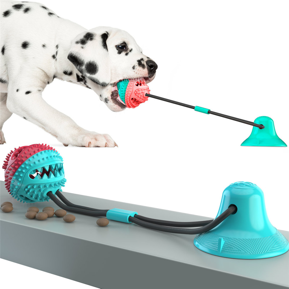 Популярные присоска игрушка для собак для дрессировки Зубная щётка для Собака Щенок грызунок оптово лабрадор, золотистый ретривер игрушка