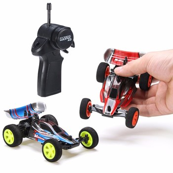 Velocis 1/32 2.4G RC Racing Car Mutiplayer in Parallel 4 Channel Operate Remote Control  USB Charging Edition RC Formula Car