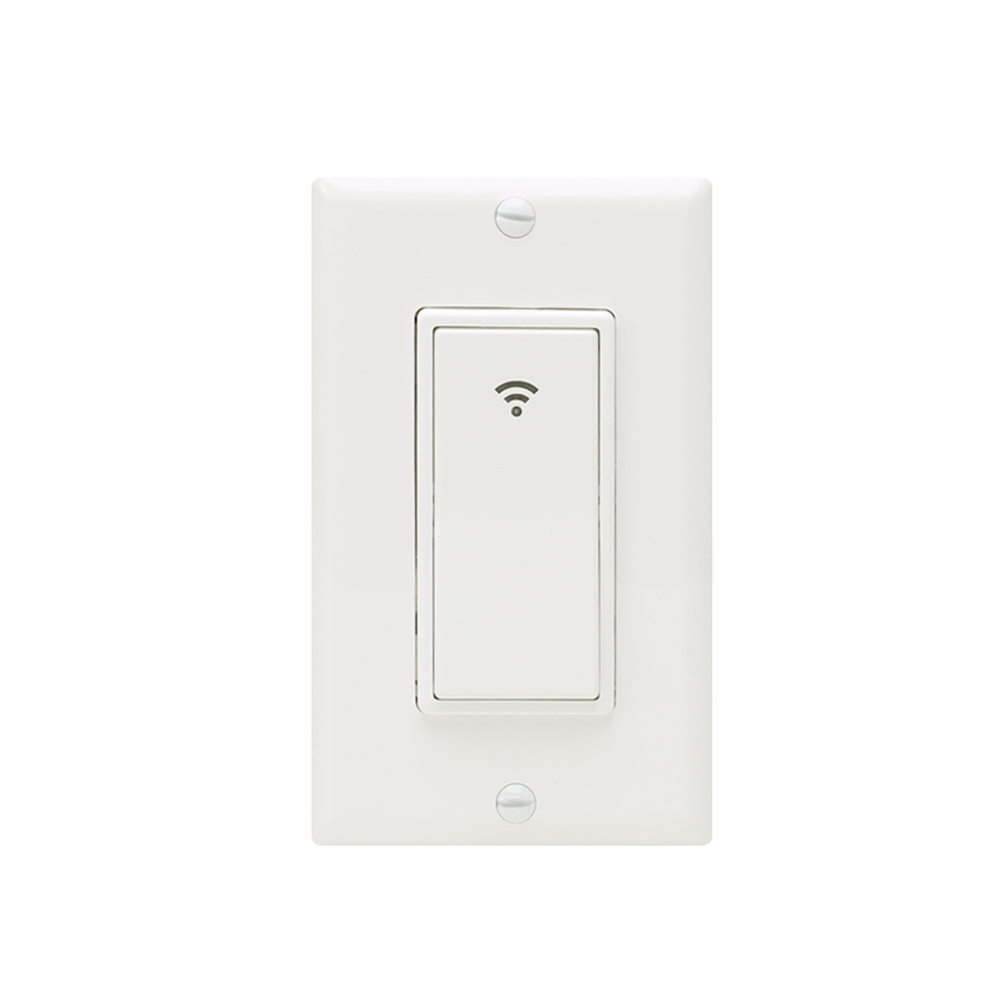 Wholesale Price Smart Home Wifi Smart Wall Light Switch Work The Alexa And Google Home
