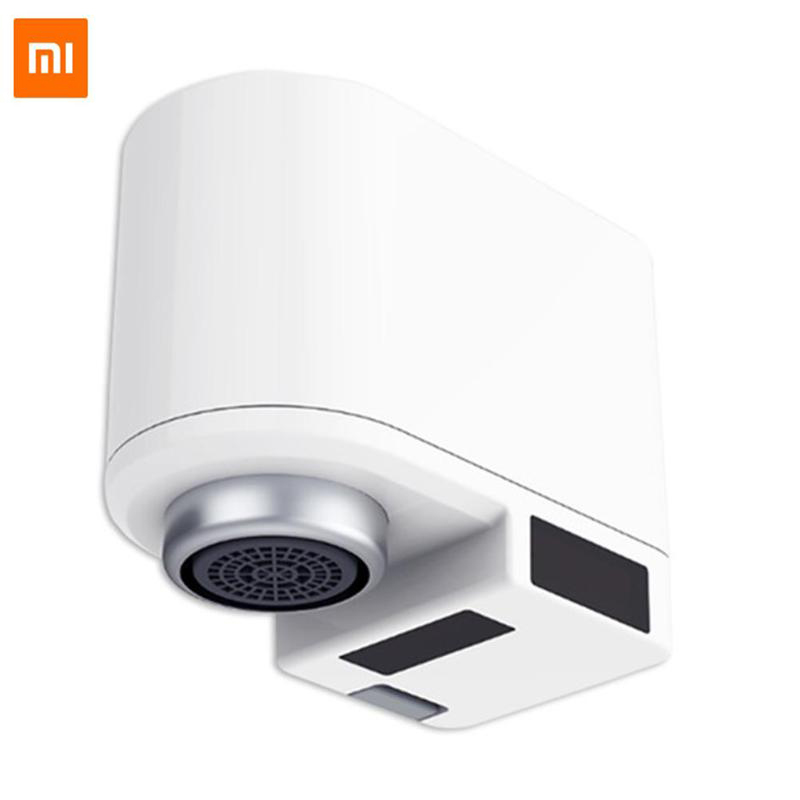Xiaomi Youpin Zajia Homekit Mi Sensor Tap Induction Mi Automatic Water Saver Leakproof Induction Sensor Mi Tap Smart Home Faucet