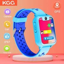 S10 kids GPS LBS Kids Smart Watch Waterproof Camera Sim Card Children SOS Call Location Finder Locator Tracker Baby GPS Watch