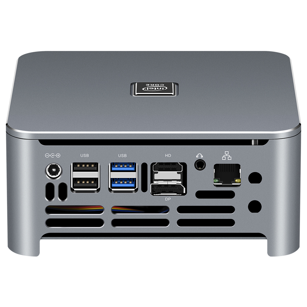 Intel Core Mini PC I9 9880H I7 9850H I5 9400H 8-Cores 2*DDR4 M.2 SSD HDMI DP 4K 60fps 5*USB Type-C WiFi Bluetooth Windows 10