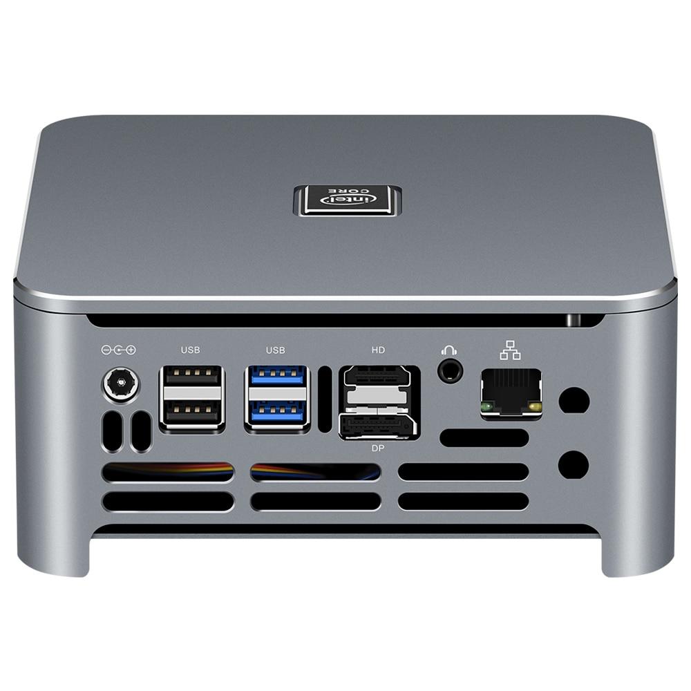 Intel Core Mini PC I9 9880H I7 9850H I5 9400H 8-Cores 2*DDR4 M.2 SSD HDMI DP 4K 60fps 5*USB Type-C WiFi Bluetooth Windows 10