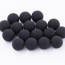 200 pz/borsa Riutilizzabile Palla di Gomma 0.68 Calibro Paintball Reball Vendita Calda Made in China
