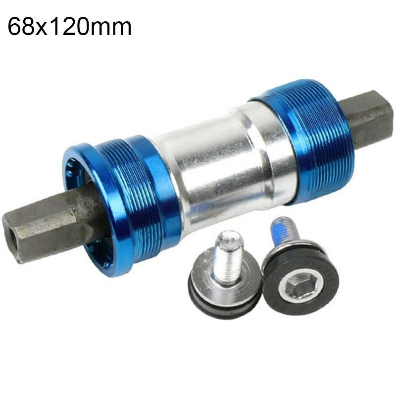 103~127.5mm * 68mm Bike Bottom Bracket Square Taper Sealed Bearings Cartridge Dust & waterproof design bike bicycle accessories