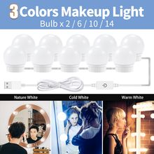 Светодиодный косметический зеркальный светодиодный светильник