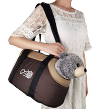 Pets-Backpack-Handbag Dog-Carrier-Bags Puppy Foldable Carry Pet-Bag Travel Shoulder Outdoor