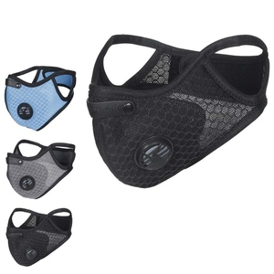 Cycling Face Mask Dust-proof Anti Virus Mesh Mouth Masks Protection Outdoor Sportswear Accessories(China)