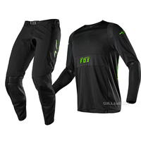 2020 NAUGHTY FOX MX Racing 360 Pro Circuit Pant & Jersey Combo MX/ATV Gear Set