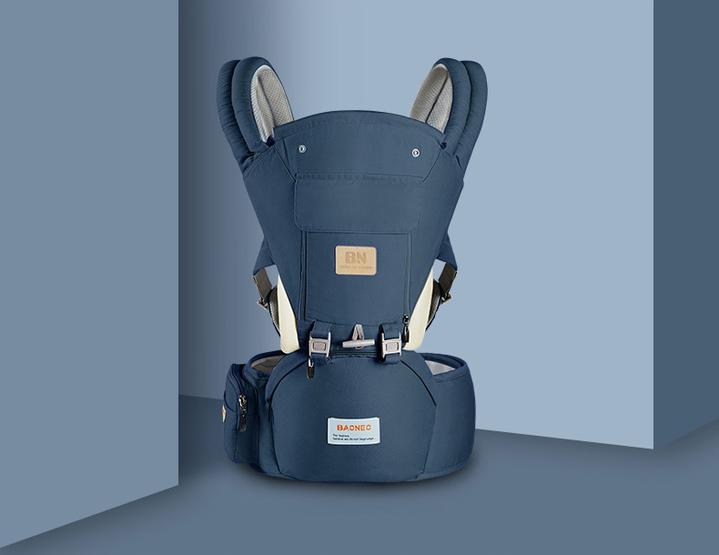BN Baby Carrier Waist Stool Walkers Hip Seat Belt Kids Adjustable Travel baby seat ergonomic omni 360 newborn baby hip seat wra