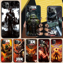 Game dooms Phone Case Cover Hull For iphone 5 5s se 2 6 6s 7 8 12 mini plus X XS XR 11