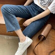 2020 Spring Summer women skinny jeans DenimPants Top Stretch