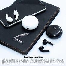 LEVANA – écouteurs sans fil Bluetooth 5.0, stéréo HD, stop bruit, casque de jeu, TWS PRO 6