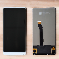 """Original 5 99 """"LCD Für XIAOMI Mi Mix 2S LCD Touch Screen Rahmen Digitizer Für XIAOMI Mix 2S display Für XIAOMI MIX 2s LCD-in Handy-LCDs aus Handys & Telekommunikation bei"""