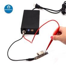 PHONEFIX shortkiller Fonekong PCB corto circuito di rilevamento Box per il telefono mobile di riparazione della scheda madre brucia strumenti di riparazione
