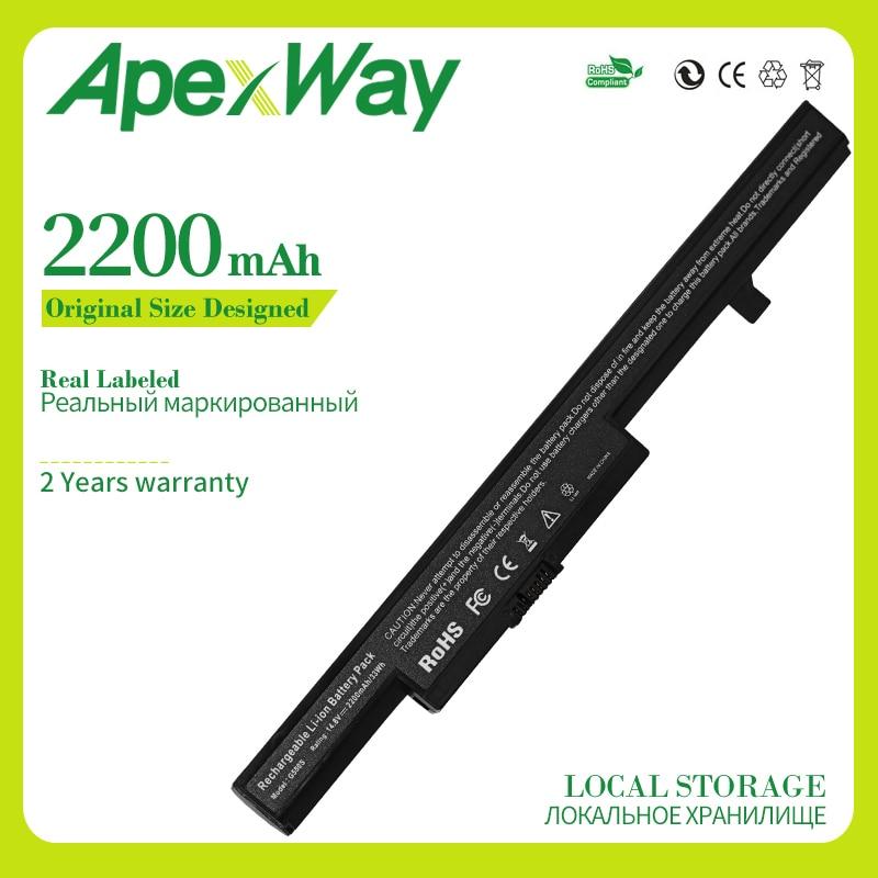 Apexway 14.8V L13L4A01 Laptop Battery For Lenovo B50-70 B40-70 B50-30 B50-45 B40-30 B50 M4450 M4400 M4400A L13S4A01 L13M4A01