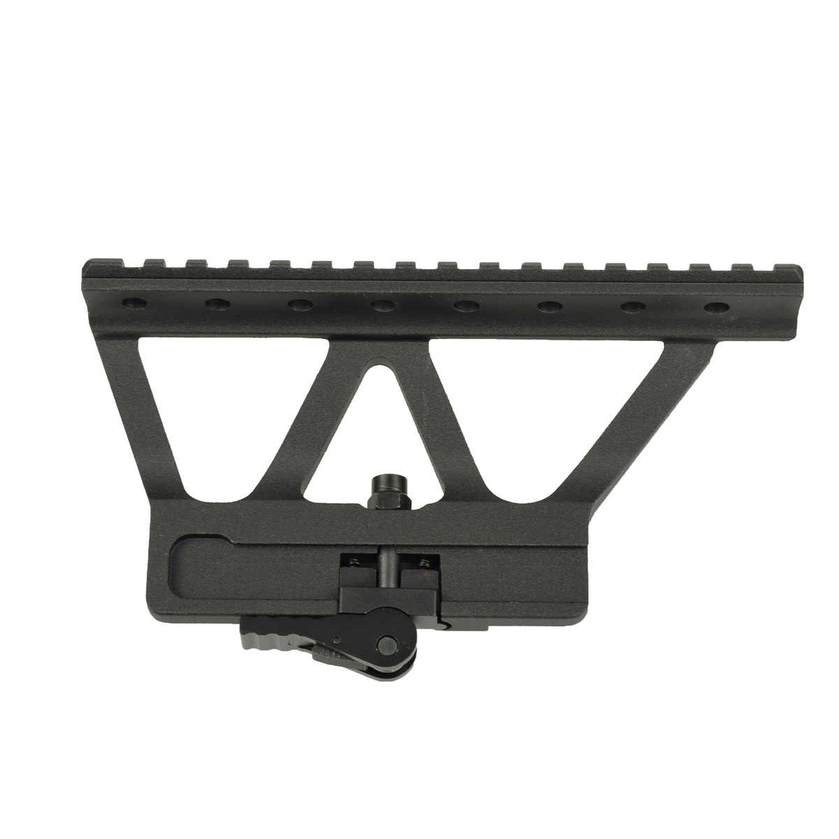 LAMBUL QD מהיר ניתוק AK אקדח רכבת היקף הר בסיס Picatinny רכבת צד הר עבור WASR C39v2 PSA VEPR Saiga