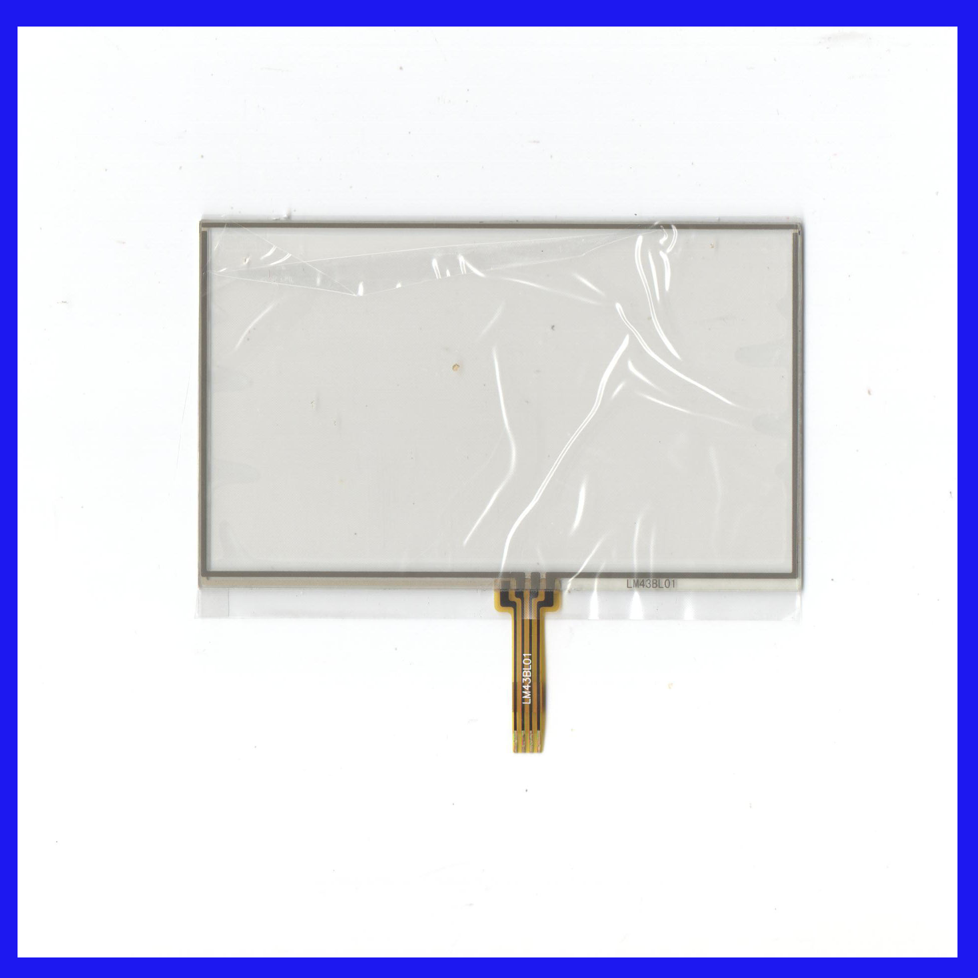 For HA EXEQ MP-1020 Spider Touch Screen General Touch Screen  New GPS't A Mp5 MP4 4 Wire Resistive Touch Screens