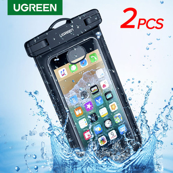 Ugreen Phone Case Bag Waterproof Phone Pouch 6.5'' Phone Bag Case For iPhone 11 Pro Max X 8 7 6S Samsung Galaxy S9 S8 Phone Case 1