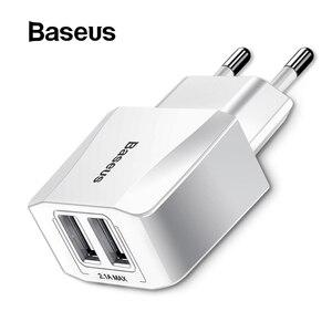 Baseus Portable Dual USB Charg
