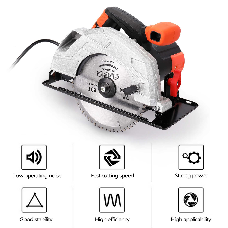Circular Saw Power Tool Cutting Blade household wood tools