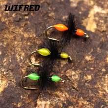 Искусственная эпоксидная муравьиная мушка wifreo 6 шт для ловли