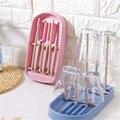 HOMETREE Съемная сушилка для детских бутылочек бутылочки для кормления детей сушилка для чистки полка для сосок для кормления Термосумка для т...