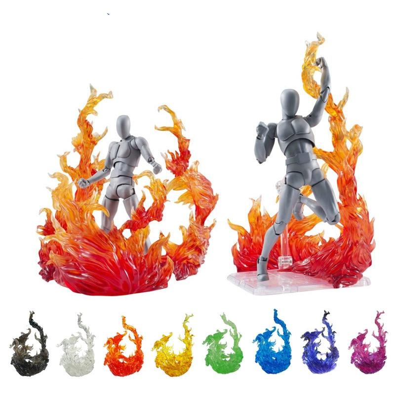 Экшн-фигурка Tamashii с эффектом воздействия пламени, модель Kamen Rider Figma SHF, куклы огня, игрушки, экшн-фигурки со спецэффектами, аксессуары