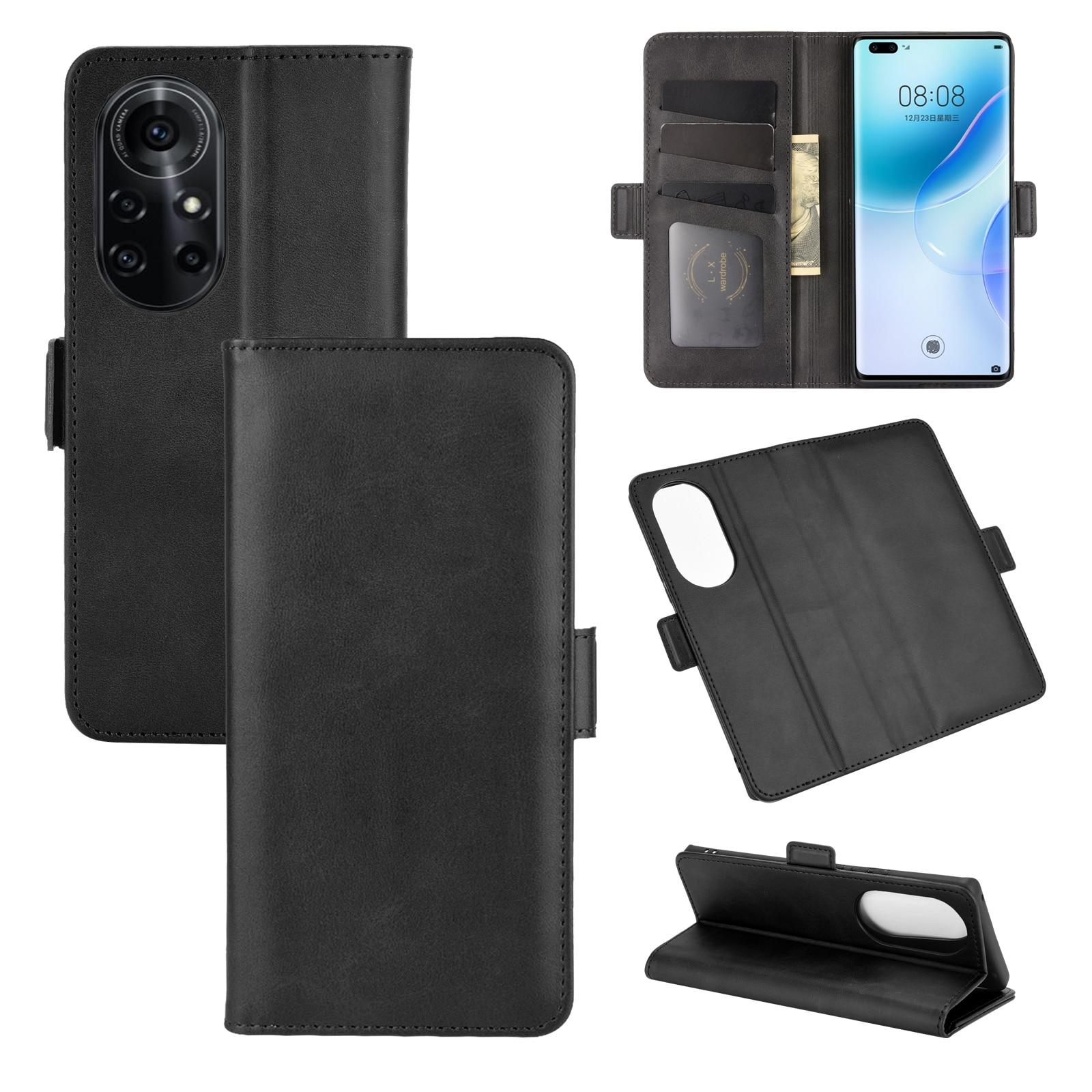 Чехол для Huawei Nova/Honor 8 Pro 5G кожаный чехол-портмоне на застежке в стиле винтажный Магнитный чехол для телефона для Huawei Nova/Honor 8 Pro 5G Coque