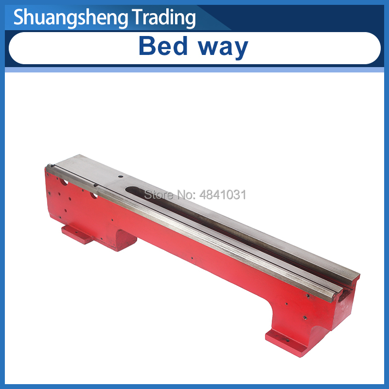 Bed Way SIEG SC2-132 Benchtop Metal Lathe Spare Parts For JDE BD-X7