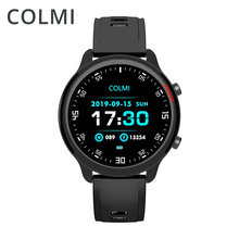 COLMI ساعة ذكية SKY4 ساعة ذكية الرجال IP67 مقاوم للماء موضة الرياضة ساعة المرأة رقيقة جدا بلوتوث متعددة الرياضة سوار صحي